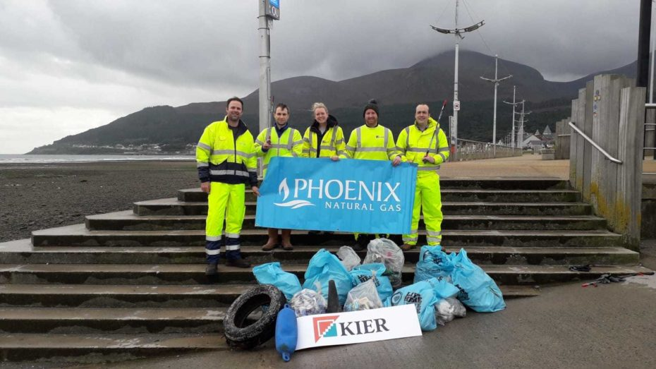 Phoenix Beach Clean Sept 2019