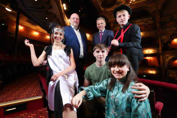 Phoenix Natural Gas Is Once Again Teaming Up With The Grand Opera House To Support This Year'S Summer Youth Productions Miss Saigon® School Edit